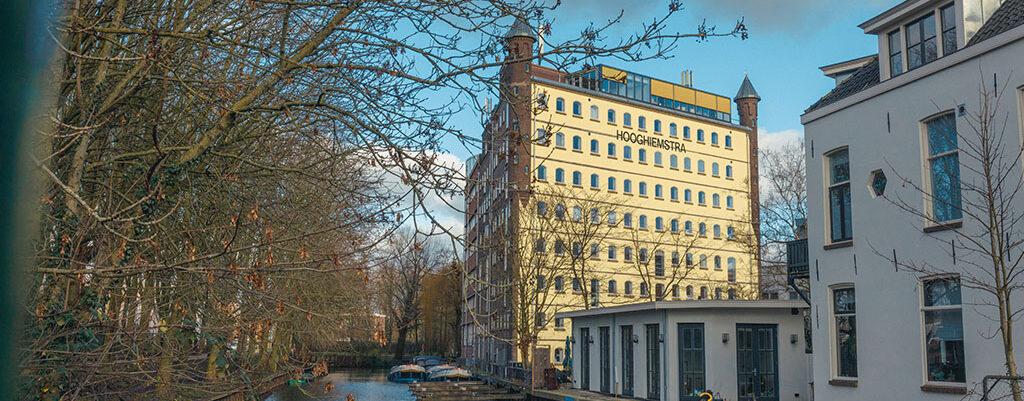 Hooghiemstra, Hooghiemstraplein, Uitbundig, studio Uitbundig, Utrecht